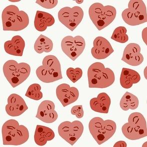 Kissing Hearts