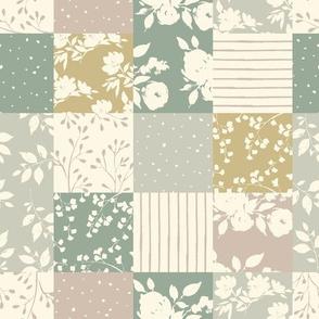 Cotswold Floral Patchwork