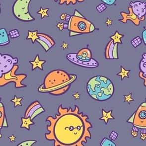 Kawaii in Space