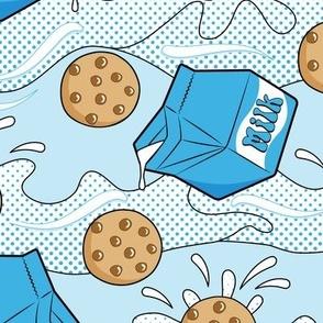 Pop Art - Cookies and Milk_v2
