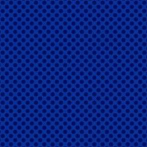 Ben Day Dots, Blue