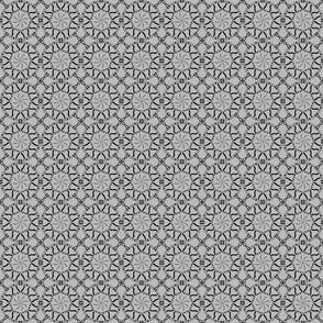 Malaga in grey