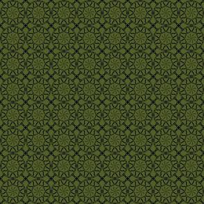 Malaga in green