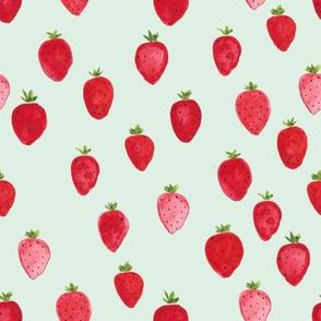 Classic Strawberries / Mint