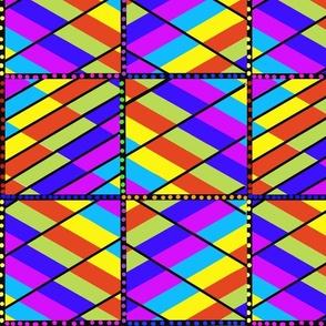 Lg. NOT Grandma's Quilt by DulciArt, LLC