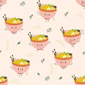 Happy Ramen Noodles