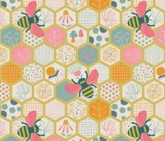 Honeycomb Patchwork