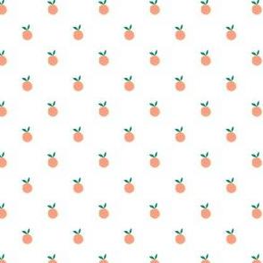 Oranges - small-scale