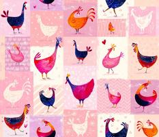 Chicken-Patchwork