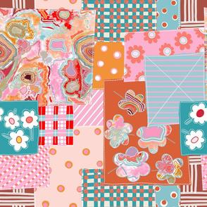Playful patchwork