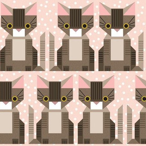 patchwork kitten