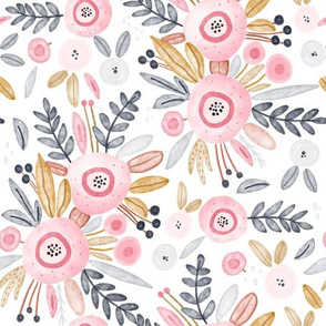 Tender florals