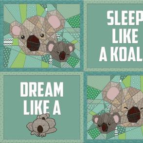Like a Koala Quilt