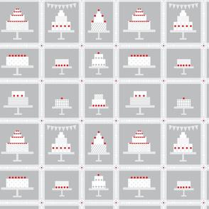 You deserve cake