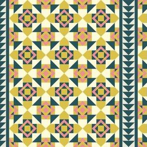 Patchwork Geometric