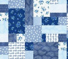 Blueberry Patchwork
