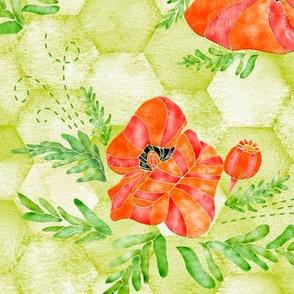 Patchwork Poppy