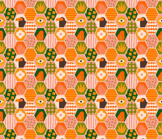 Tiles with tropical vibes