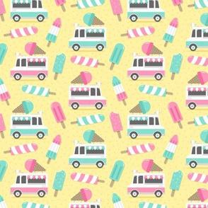 Ice Cream Truck Parade (Small)