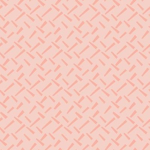 Patchwork Pieces - Pink on Pink