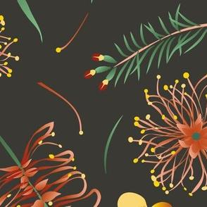Grevillea Floral