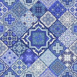 Morocco Patchwork