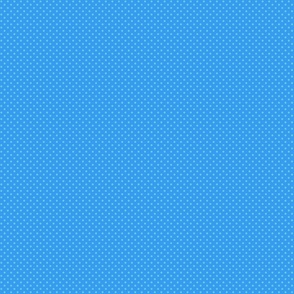 Normal scale • Blue Polka dots coordinate