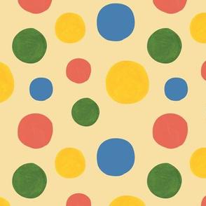 Let's play polka dots