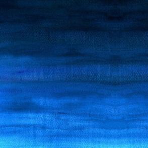 Watercolor Blue