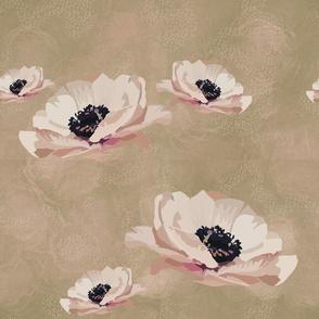 The Wind Flower: Light Pink