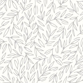 Foliage / large scale gray