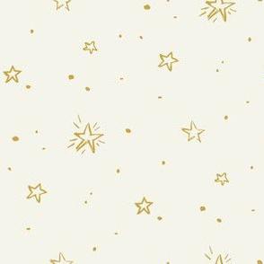 Starry Sky / gold