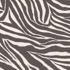 Charcoal Zebra