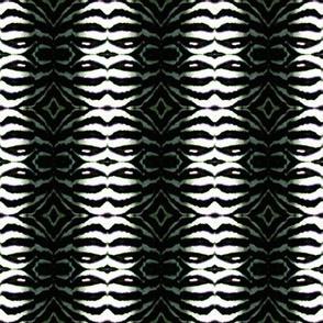 Zebra 01 Faux Fur Print - Debra Cortese Designs