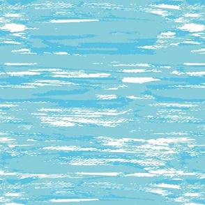 light blue dry brush texture
