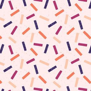 Terrazzo Sticks