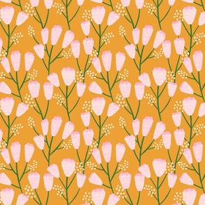Handdrawn Tulips