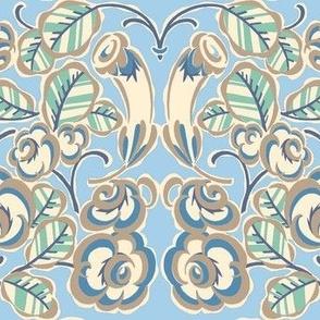 Fleurs Cubistes 5c