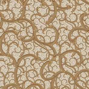 Gold Rococo - In the details