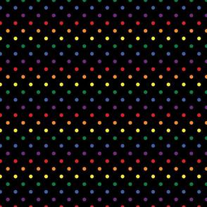 Rainbow Dots - Medium (Rainbow Collection)