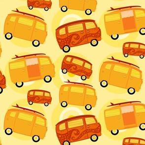 Orange Beach Van