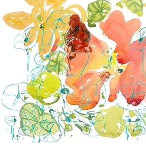 watercolor_garden _ bienvenue dans mon jardin