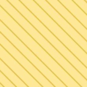 diagonal stripes on yellow medium