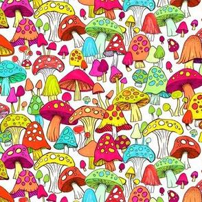 Mushroom Patch Medium