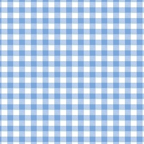 Dorothy Blue Gingham Small