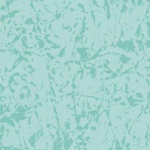 Crushed Paper Textured Blender in Blue-Greens