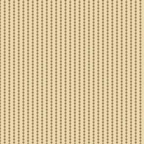 cross stitch beige and brown 2057-54