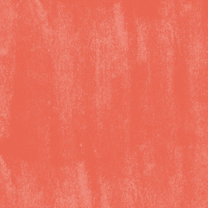 Dense Vertical Brushstroke Textured Blender in Red-Oranges