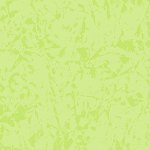 Crushed Paper Textured Blender in Yellow-Greens