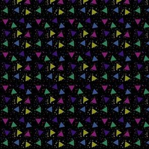 triangulos de colores